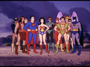 Super Amigos de Hannah Barber Reunidos